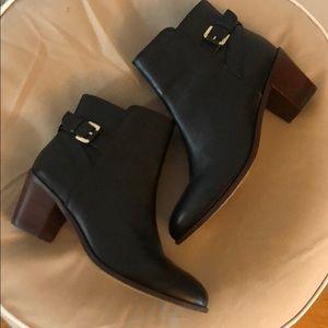 Sam Edelman black booties
